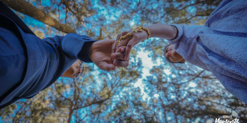 Hardik + Rinku Pre Wedding Photoshoot