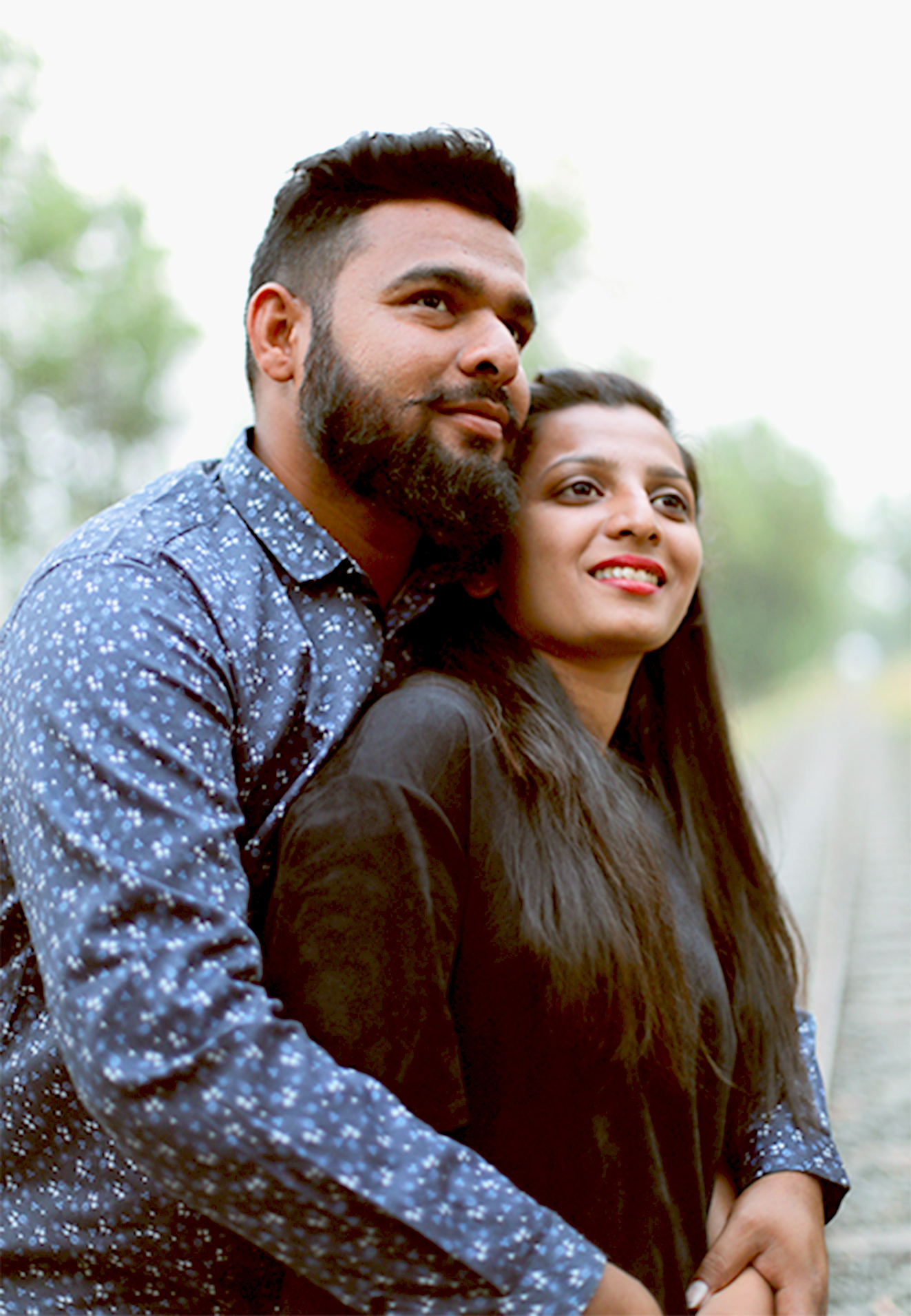 Shyam + Vruti Prewedding Photoshoot
